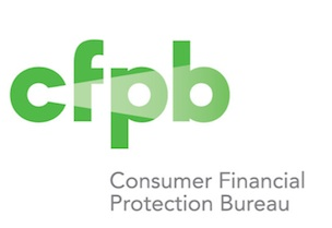 Consumer Financial Protection Bureau logo