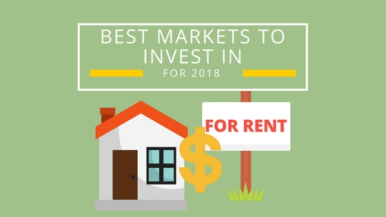 Best Markets to invest in