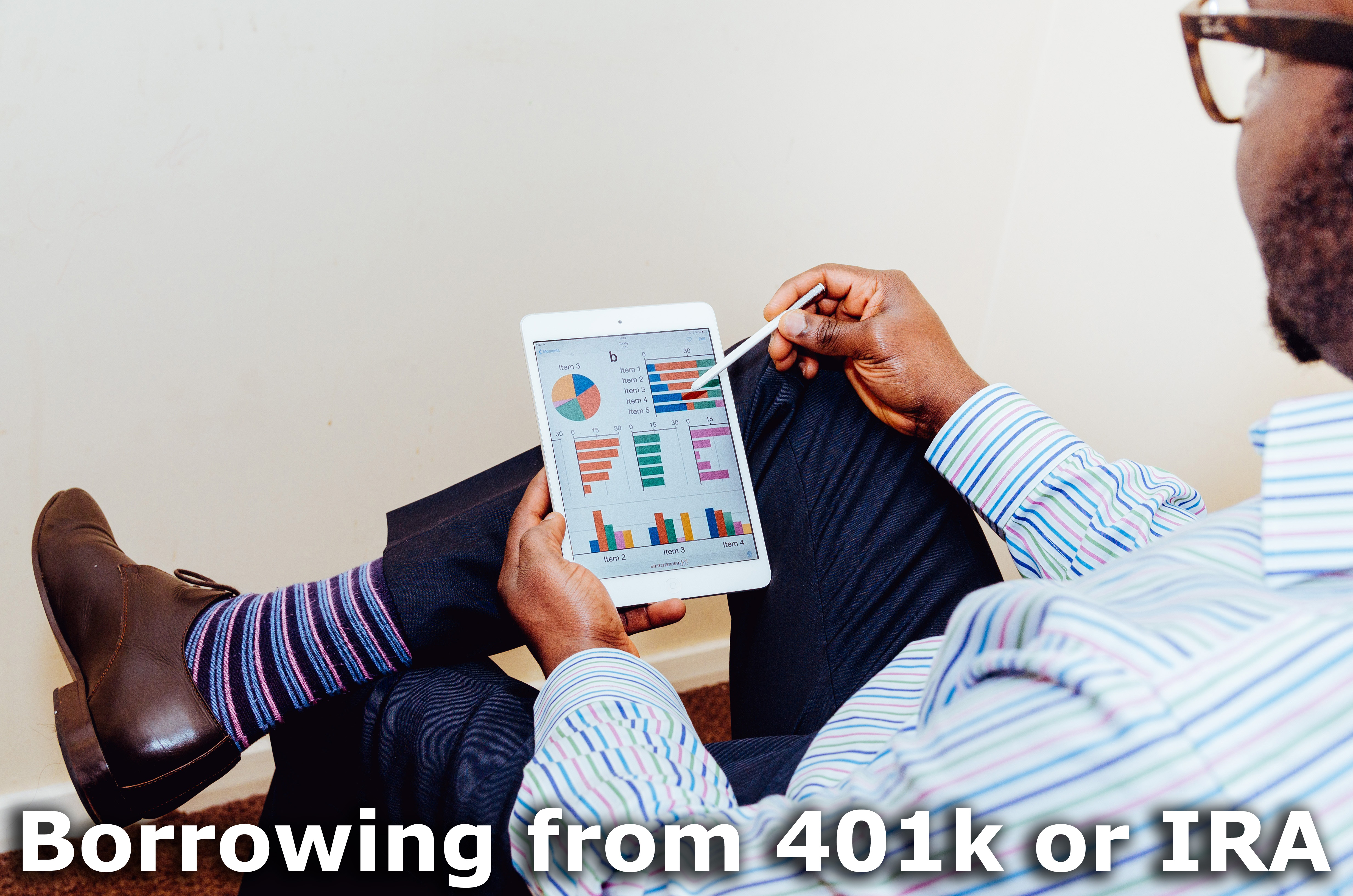 Borrowing from 401K or IRA