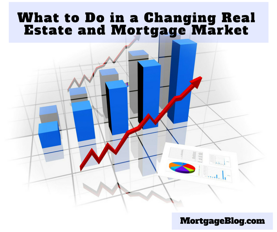 What to Do in a Changing Real Estate and Mortgage Market