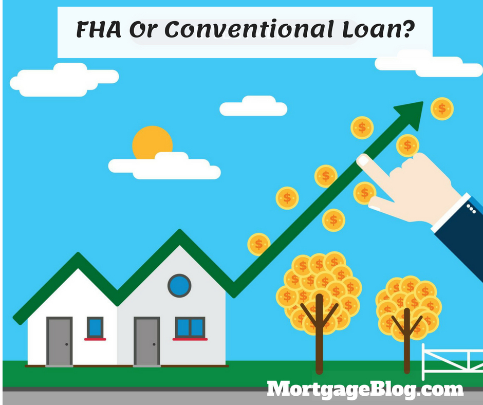 how is an fha loan different from a conventional mortgage mortgage blog. Black Bedroom Furniture Sets. Home Design Ideas