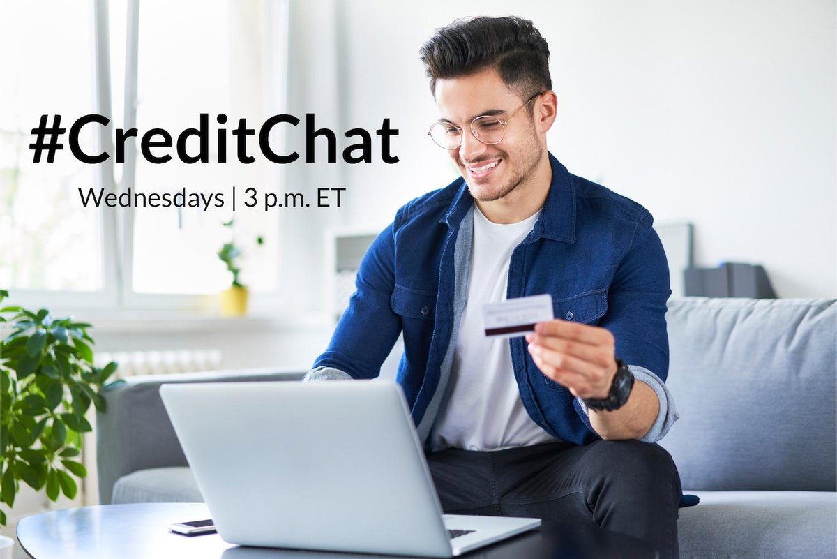 #CreditChat with Experian